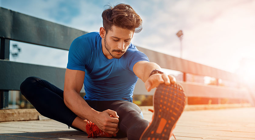 5 rotinas para fortalecer peito e braços